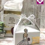 Hochzeit Geschenkverpackung DIY