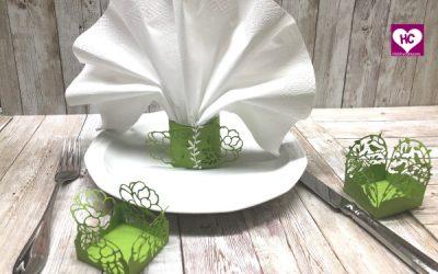 Gartenzauber Tischdeko