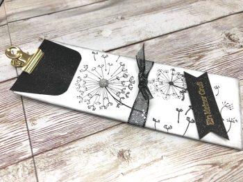 Falzbrett fuer Geschenktueten Mini-Umschlag