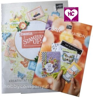 Stampin Up! Saisonkatalog 2019