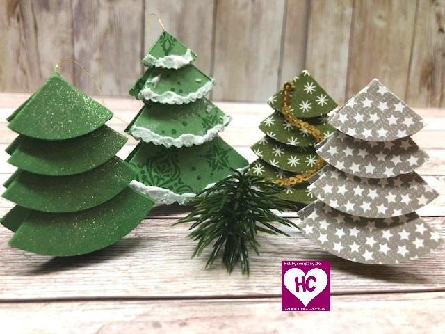 weihnachtsbaum basteln basteln mit papier und stampin up. Black Bedroom Furniture Sets. Home Design Ideas