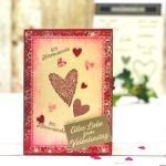 Valentinstag Karte gestalten