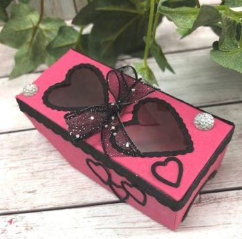 Mini-Geschenkverpackung basteln