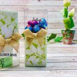 Geschenkverpackung basteln ganz einfach