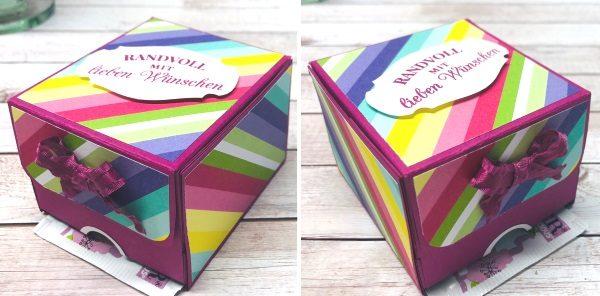 Teeverpackung selber machen