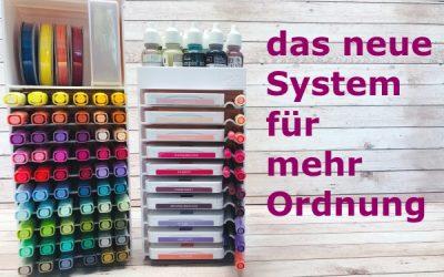 Aufbewahrungssystem von Stampin`Up!