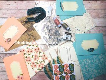 Karten basteln mit Paper Pumpkin Set