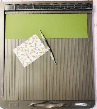 Mini Scrapbook selber basteln