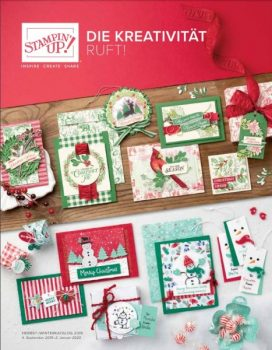 Stampin Up Saisonkatalog 2019