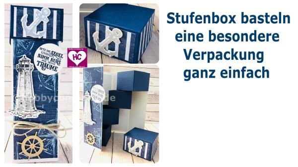 Stufenbox basteln