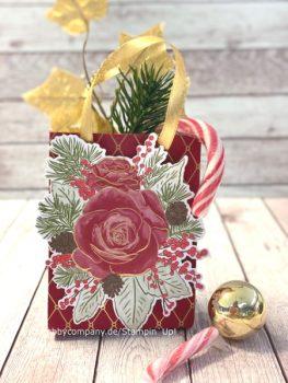 Wunderbare Weihnachtszeit Geschenktüte