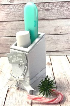Verpackung für eine Handcreme