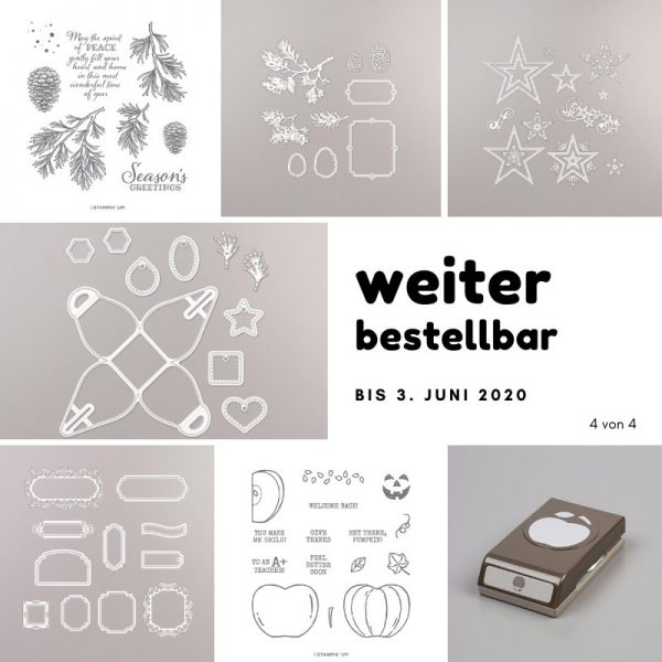 Stampin Up Produkte