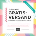 Stampin Up gratis-Versand