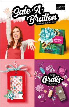 Sale-a-Bration Aktion Stampin`Up!