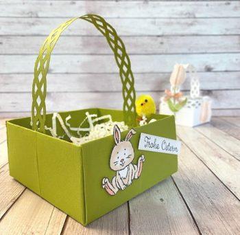 Geschenkbox mit Deckel