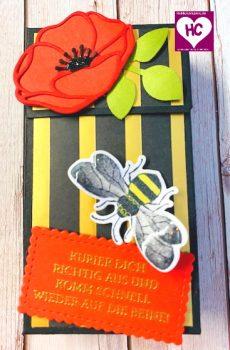 Taschentücher-Box basteln