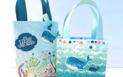 Geschenkverpackung Fantastfisch