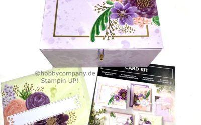16 Karten gestalten mit Box
