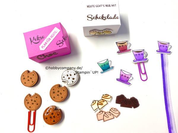 Mini-Geschenkbox Anleitung