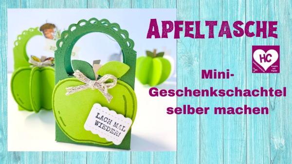 Mini-Geschenkschachtel Anleitungsvideo