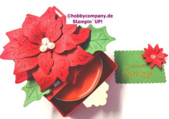 4 x kleine Geschenke verpacken Stampin up
