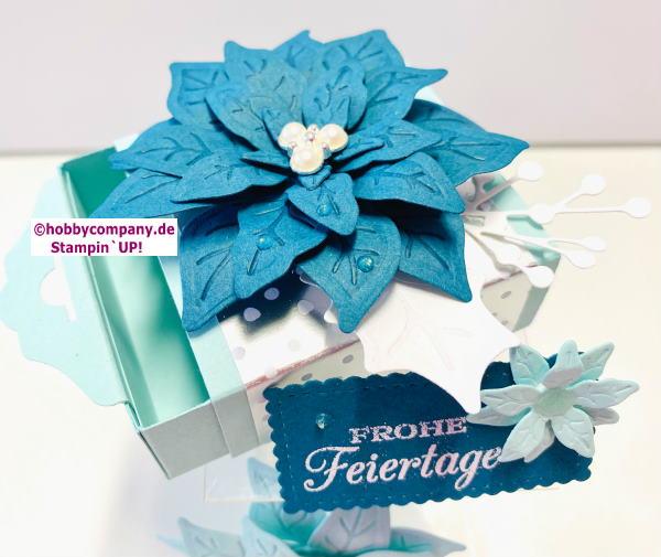 4 x Kleine Geschenke verpacken