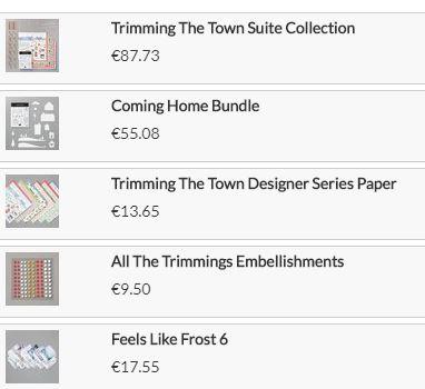Tischdeko und Karten die Produkte