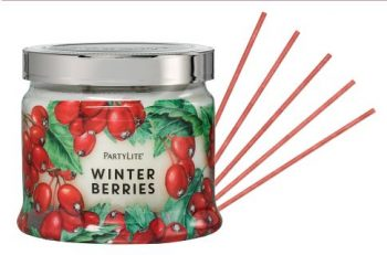 Partylite Winterberries