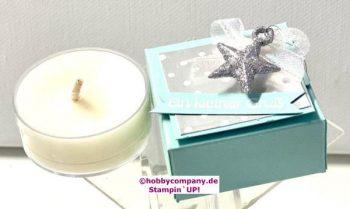 Mini-Geschenkbox Teelicht von PartyLite