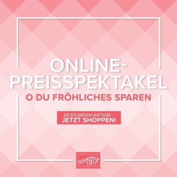 Online Preisspektakel Angebote von Stampin up