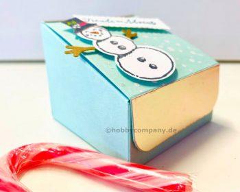 Verpackung DIY 2 Ideen zum PartyLite Maxi-Teelicht