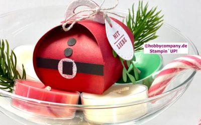 Teelichter Geschenkverpackung