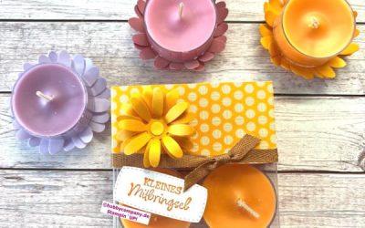 PartyLite Teelichter verpacken