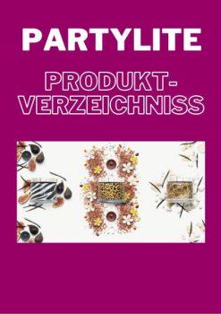 PartyLite Katalog