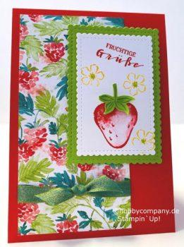 Karten gestalten mit dem Stamparatus.