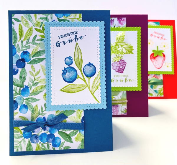 Karten gestalten mit dem Stamparatus