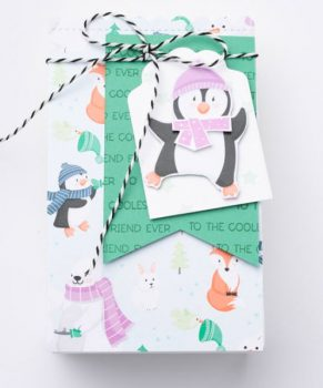Pinguin Party von Stampin Up