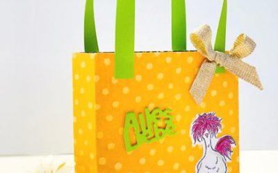 Tasche mit Stempelset Das Gelbe vom Ei