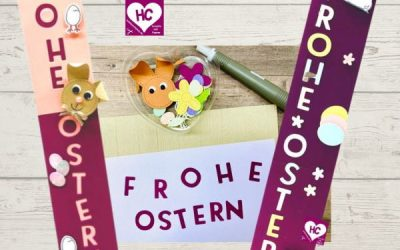 Basteltipp Frohe Ostern