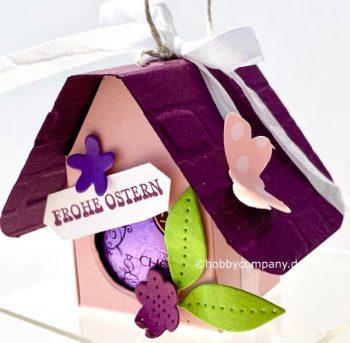 Ostertischdeko und Mini-Geschenkidee