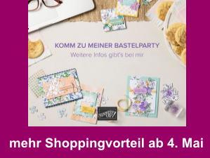 mehr Shoppingvorteil von Stampin`Up!