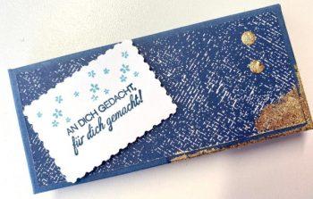 Verpackung mit BLattgold