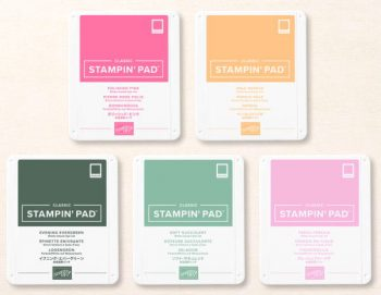 Stampin`Up! In Color Farben 2021