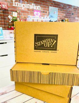 Sets-Produktlinie von Stampin Up
