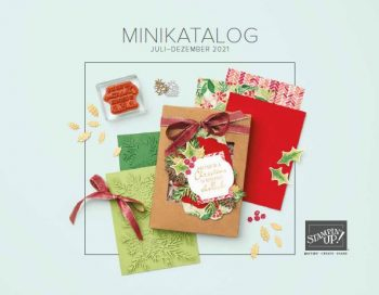 Stampin up Mini-Katalog 2021