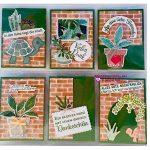 9 bezaubernde Mini-Karten gestalten