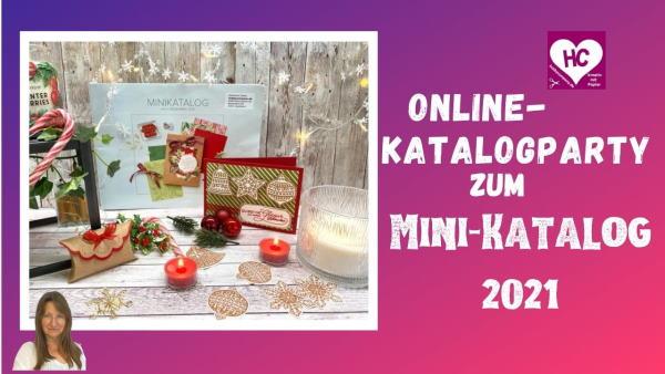 Video Online-Katalogparty 2021