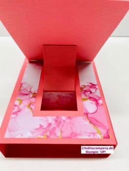 Das Geheimnis der Pop-up Slider Box