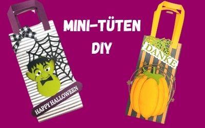 Verpackungen zum Herbst und Halloween